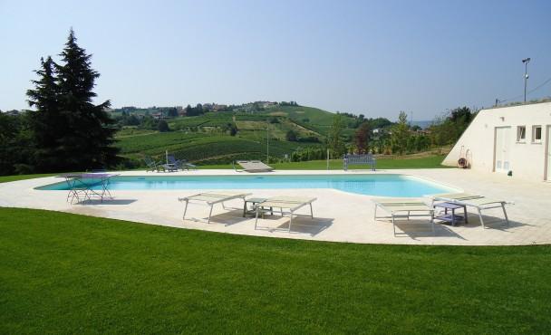 Progetto villa con piscina oltrep pavese studio di architettura andrea nevelli pavia - Progetto villa con piscina ...
